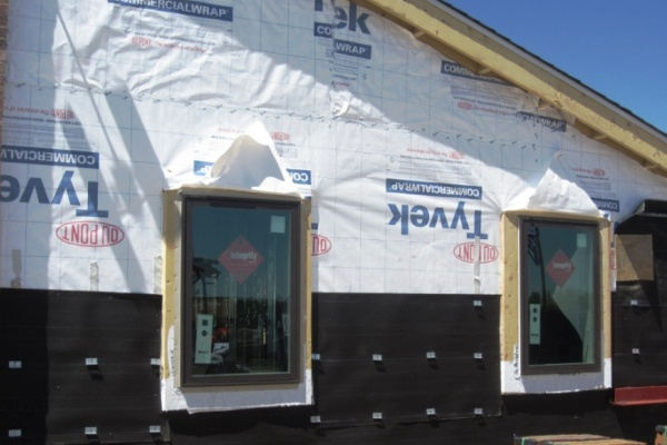Tyvek and Integrity